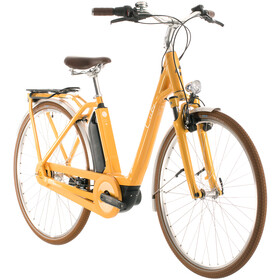 Cube Ella Cruise Hybrid 500 Easy Entry, yellow/white